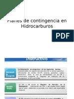 Planes de Contingencia en Hidrocarburos