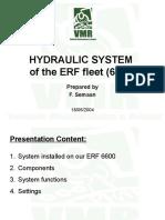 6600 Hydraulics