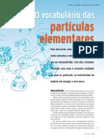 Teoria Particulas Elementares