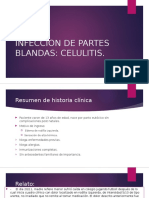 Infeccion de Partes Blandas
