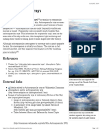 Anticrepuscular Rays - Wikipedia, The Free Encyclopedia