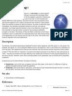 Asterism (Gemology) - Wikipedia, The Free Encyclopedia