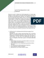Lerntipps Deutsch Berufskommunikation