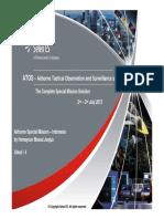 ATOS Airborne Tatical Observation Surveillance System