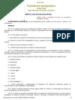 Decreto Nº 7234 - Assistencia Estudantil