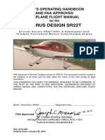 SR22T G3 POH - Cirrus Perspective