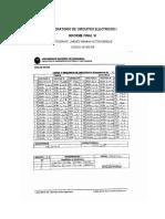 Informe final laboratorio de circuitos electricos