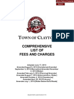 Town-of-Clayton-Comprehensive-List-of-Fees-and-Charges