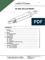 S01 Hydraulic Cylinders - TMK