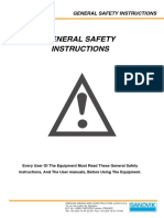 S00 General Safety