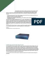 Data Sheet Cisco Ubr7100