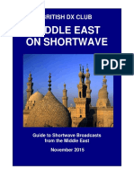 Middle East on Shortwave - Nov 2015
