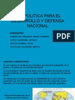 geopoliticaparaeldesarrolloydefensanacional-100923204533-phpapp02.ppt