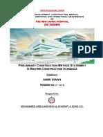 01- Jahra Hospital Method of Construction