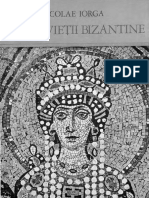 Nicolae Iorga - Istoria vietii bizantine