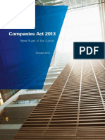 Companies Act 2013 KPMG