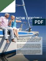 NOW i KNOW ! Cikaldana newsletter no. 03-2015 [on retirement planning]