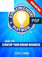 The Entrepreneurs Playbook