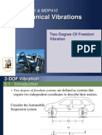 vibrations 2dof ppt