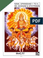 Aaranyam,Upanishad&Ghanam