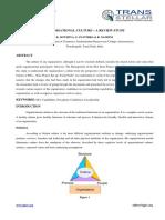 37. Human Resources - Ijhrmr - Organisational Culture - Sowmiya, Pavithra, Nandini