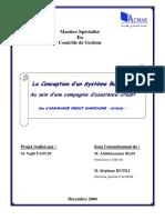 Conception d'un système budgétaire au sein d'une compagnie d'assurance.pdf