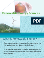 Renewable Energy Sourse