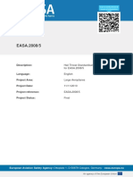 EASA.2008_5 - Hail Threat Standardisation