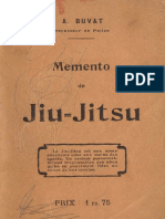 Buvat a. - Mémento de Jiu-Jitsu