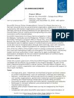 ForumZFD - Job Announcement Project Officer Butuan