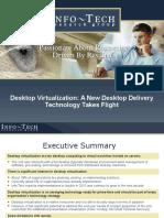 Desktop Virtualization a New Desktop Delivery