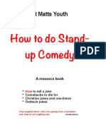 00 how to do standup comedy  83 pages