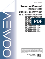 Daewoo Sl-150t, Sl-150p