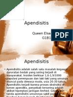 ASUHAN kEPERAWATAN APENDISITIS