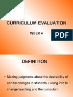 week 4  curriculum evaluation  1