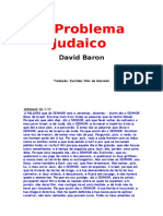 O Problema Judaico
