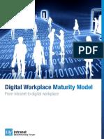 Digital Workplace Maturity Model