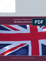 20141208-JDP 0 01 Ed 5 UK Defence Doctrine