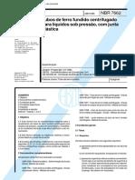 NBR 07662 - Tubos de Aco Centrifugados Para Liquidos