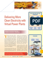 Delivering More Clean Electricity With Virtual Power Plants