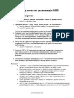 KPR - Kardiopulmonalna reanimacija