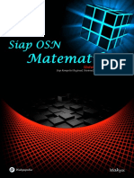 M1 _ Buku Siap OSN Matematika Untuk SP - MTs ( 2016 ) _ Sample