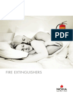 Brochure Fire Extinguishers