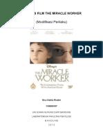 Analisis Film the Miracle Worker Nisa Nabila r