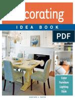 All New Decorating Idea Book - Heather J. Paper