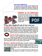 Accesorios y Consejos Pesca Embarcada