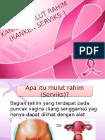 235941433 Kanker Serviks Penyuluhan