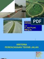 kriteria desain & PRINSIP PERENC PERKERASAN JALAN 1, Jawali Marbun 1, 48 hal..ppt