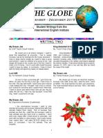 The Globe November/December 2015