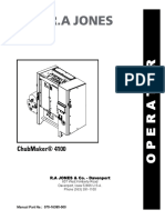 chub operators manual